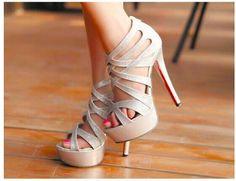 high heels – High Heels Daily Heels, stilettos and women's Shoes High Heel Pumps, Stilettos, Pumps Heels, Stiletto Pumps, Silver Strappy High Heels, Prom Shoes Silver, Sparkly Heels, Gold Heels, Nude Heels