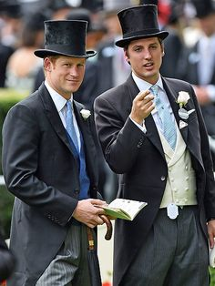 Top Hats at Royal Ascot – Royal Ascot Men's Fashion : People.com