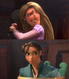 Disney is awesome, and face swaps are hilarious. Together they are unstoppable! Thank you, Disney Face Swap. You made my day ten times better. (Hat tip to Paul! Funny Disney Pictures, Funny Disney Memes, Stupid Funny Memes, Funny Relatable Memes, Hilarious, Disney Face Swaps, Funny Face Swap, Funny Princess, Disney World News