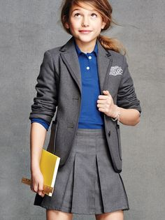 From Drama Class to Debate Club, Lands' End is your back to school headquarters from A to Z!