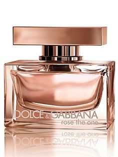 Dolce & Gabbana Rose perfume that im going to HAVE to get for my mother she loves dolce and gabbana and she already has their glasses.