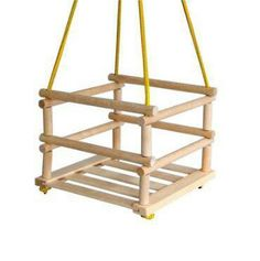 Swing/hustawka. I used to have one at home, it was mounded to a doorframe.
