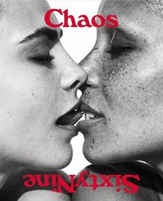 2017 > CHAOS SIXTYNINE POSTER BOOK