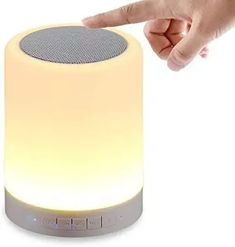 Devcool LED Touch Lamp Bluetooth Speaker, Wireless HiFi: Amazon.in: Electronics Touch Lamp, Bluetooth, Led, Electronics, Consumer Electronics