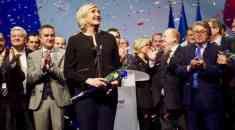 """Marine Le Pen sfonda """"a sinistra"""": donne e operai possono farla vincere. Intanto va in Libano e rifiuta il velo islamico: salta l'incontro col Muftì"""