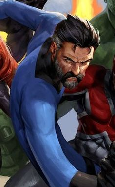 Reed Richards (Earth-616) - Marvel Database - Wikia