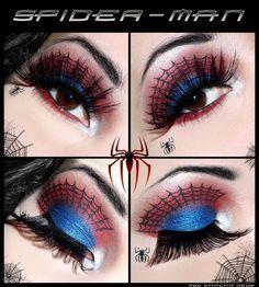 Spiderwoman Eyes