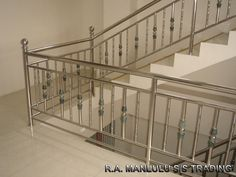 Picture Iron Handrails, Commercial, Stairs, Pictures, Home Decor, Photos, Stairway, Decoration Home, Room Decor