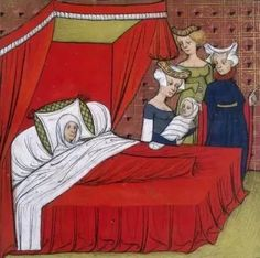 HOW did women from the Middle Ages avoid getting pregnant? -- Quora.com suggests tha a resourceful woman might have tried the village midwife's helpful suggestions - which included putting lettuce leaves under your man's pillow or tying weasel testicles around your neck - with somewhat limited success.