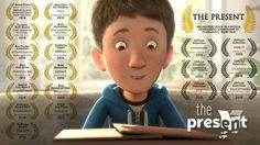 The Present is a touching animated short film, created by Jacob Frey, about a young boy and his new dog. Frey's short film is based on artist Fabio Coala's equally emotional comic strip… Film Gif, Film D'animation, Disney Animation, Animation Film, Disney Pixar, Animation Studios, Animation Reference, Film Science Fiction, Notice And Note