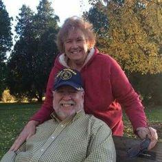 Judy and Chris Sharp