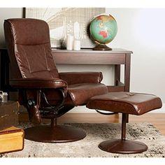 Leisure Recliner Chair With 8 Motor Massage U0026 Heat Relax U0026 Comfort In Brown