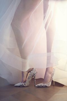 Jimmy Choo Unveils New Bridal Campaign