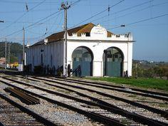 Museu Ferroviário de Santarém | Flickr – Compartilhamento de fotos!