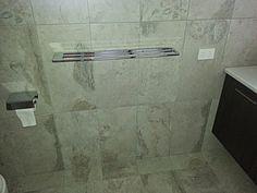 Same Walls tiles to Floor New Toilet, Bathroom Renovations, Wall Tiles, Brisbane, Bathtub, Walls, Flooring, Room Tiles, Standing Bath