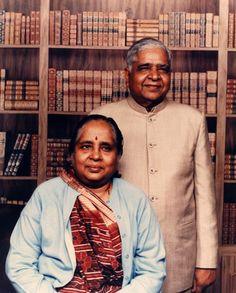 Shri & Shrimati S.N. Goenkaji