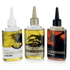 ÖLWECHSEL Feinschmecker-Olivenöl-Set