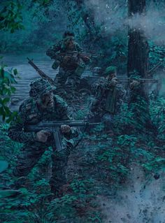 Military Police, Military Art, Military History, Us Navy Seals, Philippine Army, Army Look, Patriotic Pictures, Military Drawings, Vietnam War Photos