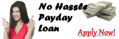 By availing no hassle payday loans scheme, it is quite flexible for you to overcome financial worries at any time and get solve your urgent cash problems.