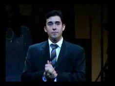 Jersey Boys John Lloyd Young Curtain Speech