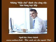 """Sách nói - Kho sách nói cho người Việt: Những """"thần chú"""" dành cho công việc bán hàng trực ..."""