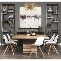 Tahoe Square Dining Table - Dining Tables - Dining - Furniture