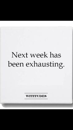 Just looking at my calendar for next weeks' doctor, PT & Chiropractor appointments is exhausting. Haha Funny, Hilarious, Funny Stuff, Funny Quotes, Funny Memes, Humorous Sayings, Life Quotes, Work Humor, Work Funnies