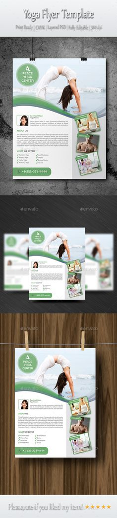 Yoga Flyer Template PSD | Buy and Download: http://graphicriver.net/item/yoga-flyer-template/8887641?WT.ac=category_thumb&WT.z_author=Elitely&ref=ksioks