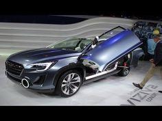 Genf 2014: Subaru zeigt Stärke  Bei Subaru treffen wir neben zwei Europapremieren gewissermaßen auf einen alten Bekannten, den neuen VIZIV 2 Concept