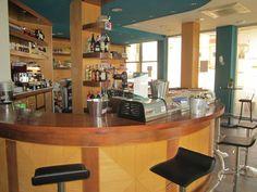 Vista interior de Lacandona, La Manga. Cartagena, Cafe Bar Restaurante