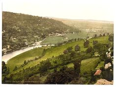 [From Symonds Yat, Whitchurch, England] | Library of Congress