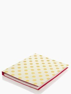 spiral notebook - kate spade new york