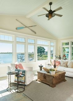 Ceiling Paint Color Is Sherwin Williams Sea Salt Trim