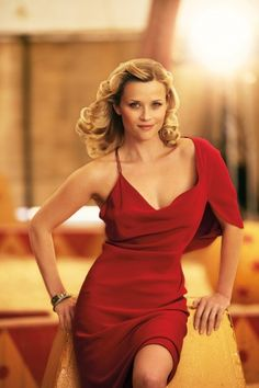 SLIP DRESS:  The Reese Witherspoon Cover You Didn't See. . . . The Dress You'll Want to Wear