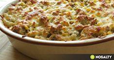 Meat Recipes, Pasta Recipes, Dinner Recipes, Junk Food, Top 5, One Pot Meals, Pasta Dishes, Italian Recipes