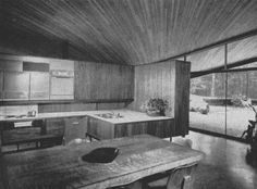 Eduardo Fernando Catalano - Raleigh House (North Carolina - 1954)