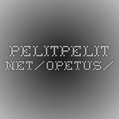 pelitpelit.net/opetus/