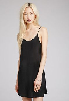Longline Scoop Back Cami | FOREVER21 - 2049257528