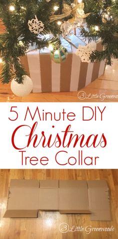12 Best Tree Collar Images Tree Collar Christmas Tree