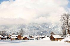 Wer beim Blick auf Garmisch-Partenkirchen keine Lust auf einen...