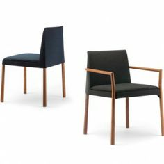 '190' chair by Lievore Altherr Molina for Thonet Dailytonic