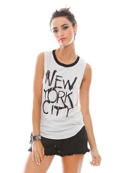 Chaser Nyc Muscle Tee