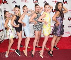 Added by #hahah0ll13 Dance Moms ALDC Premiere Opening Mackenzie, JoJo, Maddie, Kalani, Kendall, and Nia(love JoJo's style)