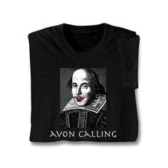 Avon Calling.  LOL
