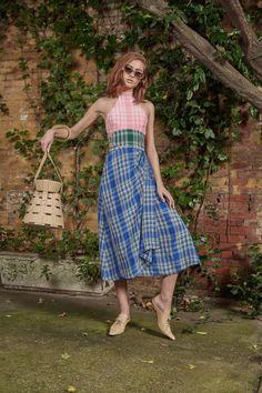 Rosie Assoulin коллекция | Коллекции весна-лето 2018 | Нью-Йорк | VOGUE