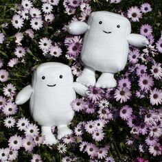 Adipose dolls of your very own! Remember that this pattern is for your own enjoyment and that of fellow Who fans. Please don't use my pattern to make dolls to sell. Thanks!