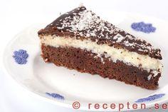 Fantastist god Bountykladdkaka Everyday Food, Chutney, Tiramisu, Bacon, Sweet Treats, Cheesecake, Deserts, Food And Drink, Sweets