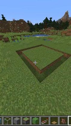 Minecraft Redstone, Minecraft Cake, Minecraft Bedroom, Minecraft Creations, Baseball Field, Golf Courses, Building, Minecraft Mansion, Minecraft Projects