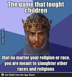 Age of Empires nostalgia