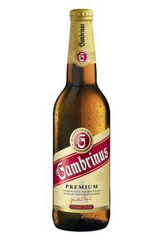 Gambrinus Premium (Czech Republic)